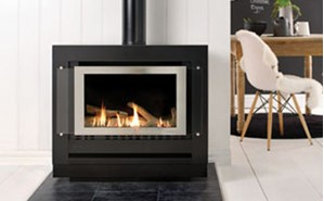 Gas Fire Heater Abbotsford