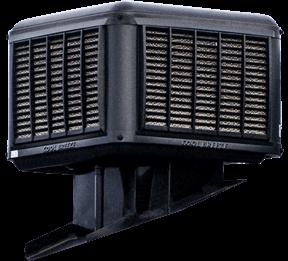 evaporative cooling repairs melton